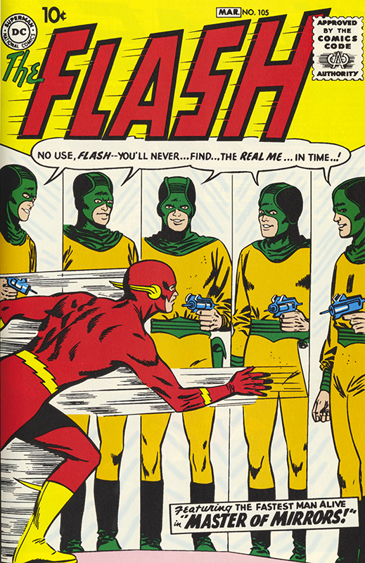 The Flash no.105