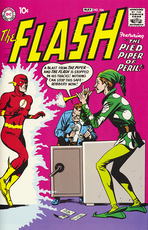 The Flash no.106