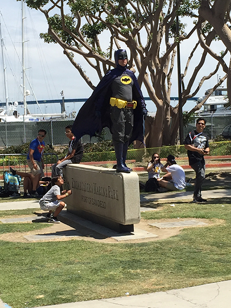 SDCC Batman