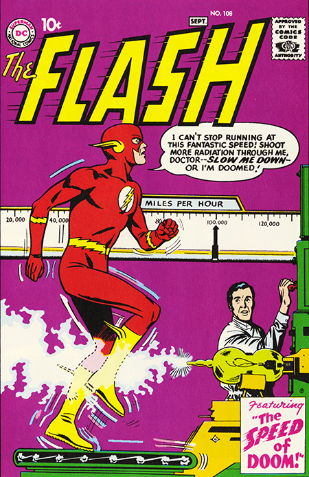 The Flash no.108