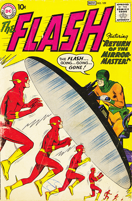 The Flash no.109