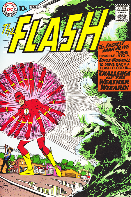 The Flash no.110