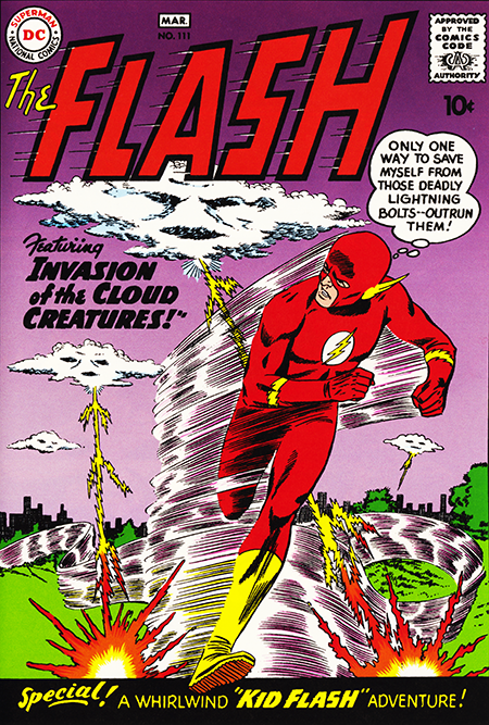 The Flash no.111