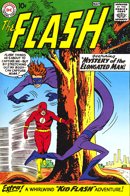 The Flash no.112