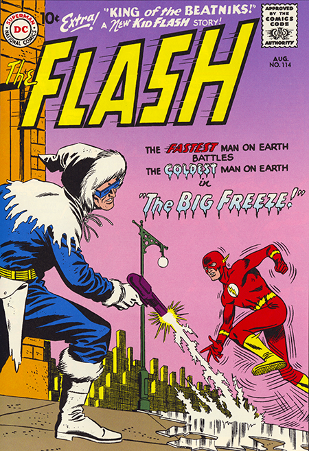 The Flash no.114