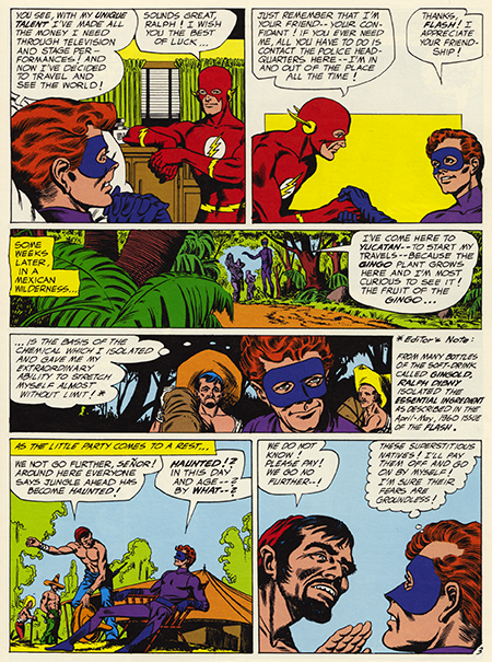 The Flash no.115 part three