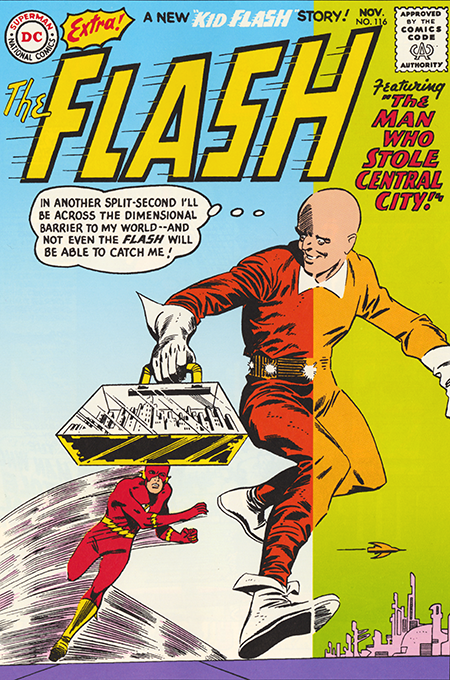 The Flash no.116