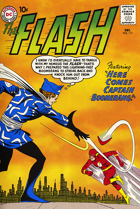 The Flash no.117
