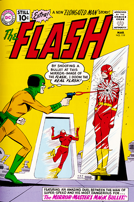 The Flash no.119