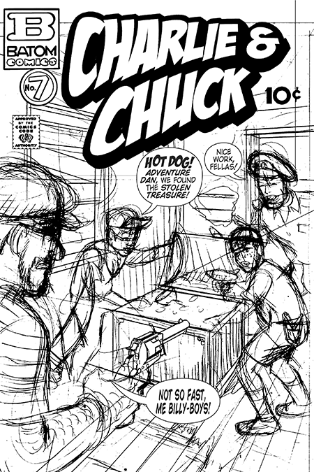Batom - charlie-chuck-cover-rough