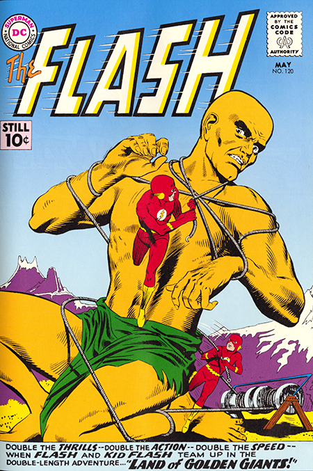 The Flash no.120