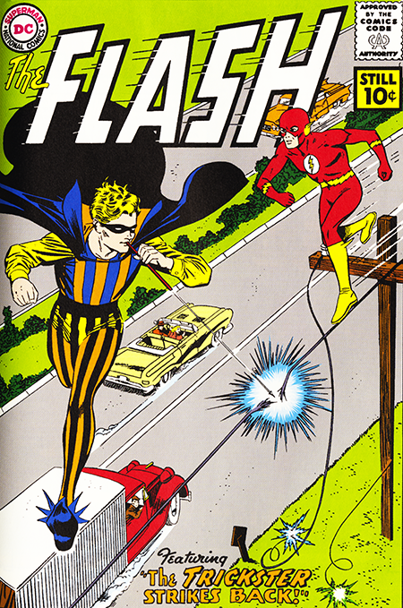 The Flash no.121