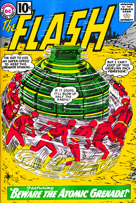 The Flash no.122
