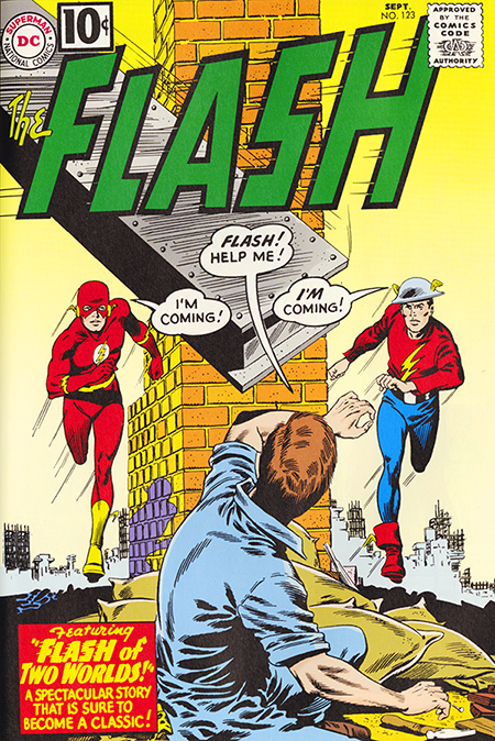 The Flash no.123
