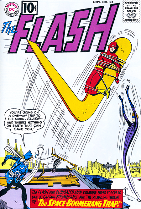 The Flash no.124