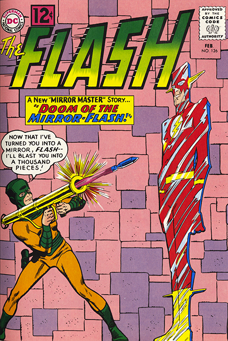 The Flash no.126