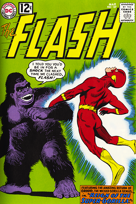The Flash no.127
