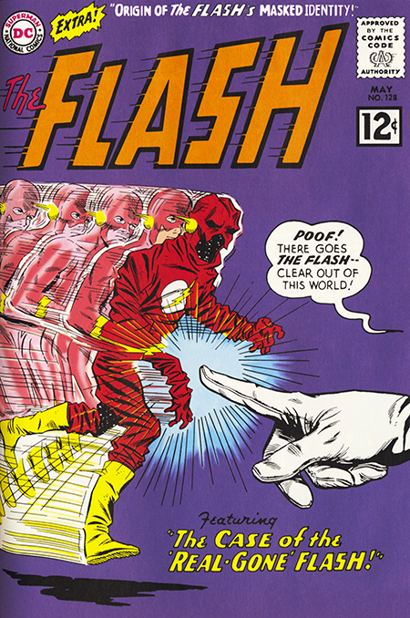 The Flash no.128