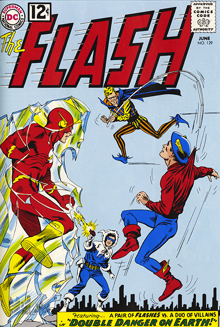 The Flash no.129