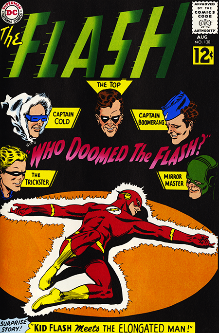 The Flash no.130