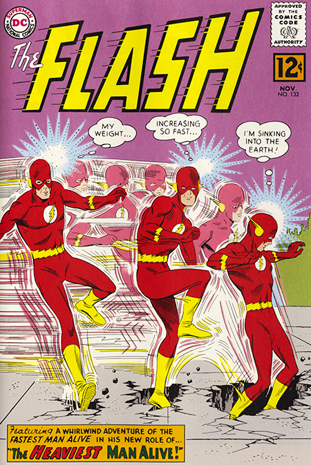 The Flash no.132