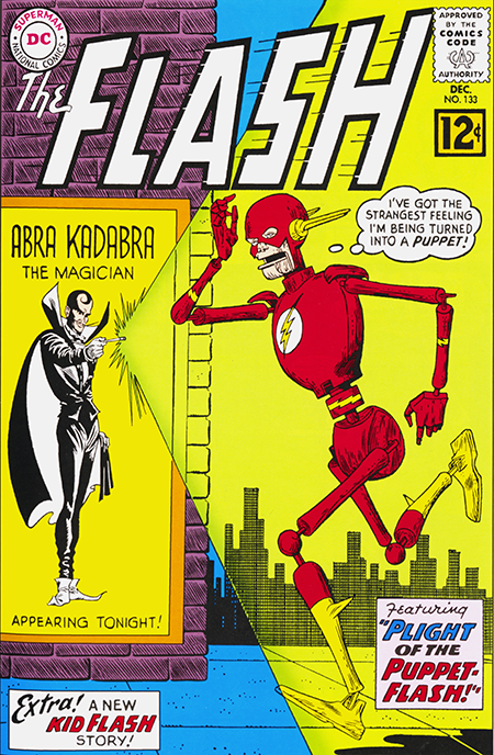 The Flash no.133