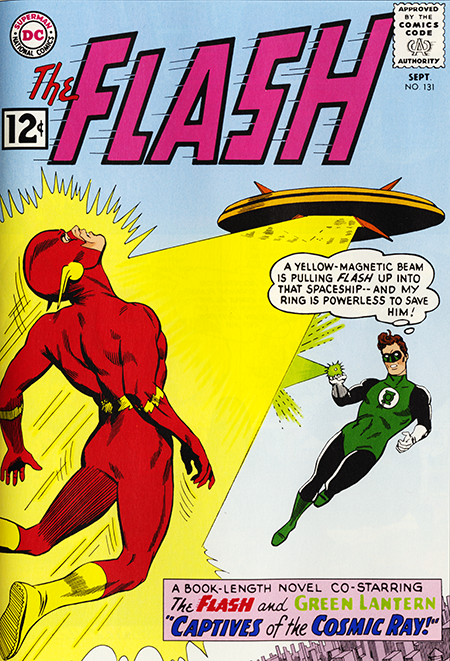 The Flash no.131