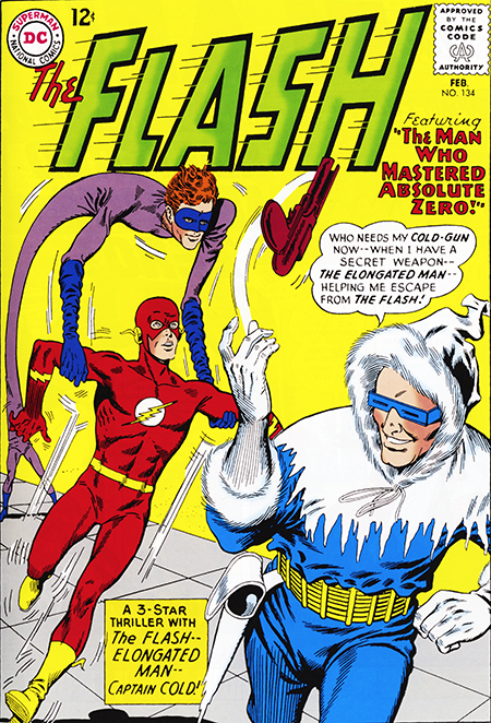 The Flash no.134