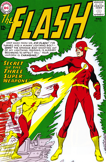 The Flash no.135