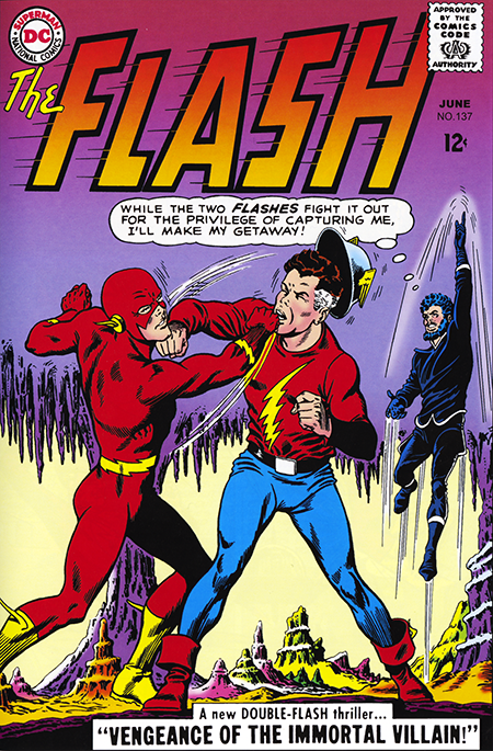 The Flash no.137