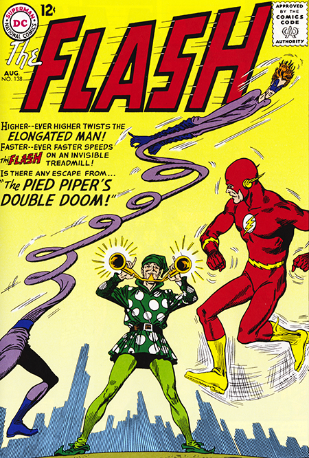 The Flash no.138