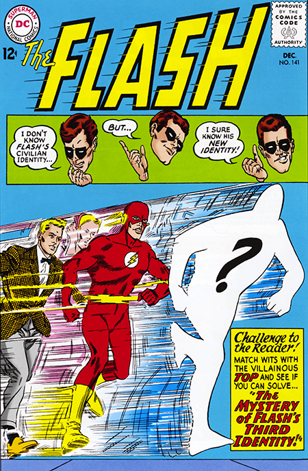 The Flash no.141