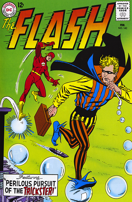 The Flash no.142