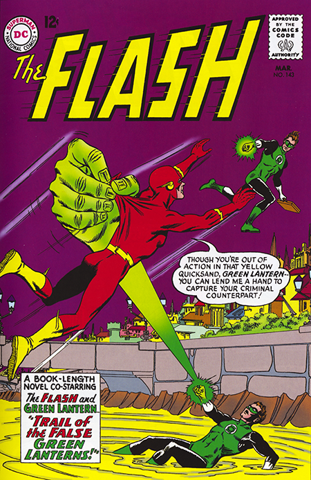 The Flash no.143