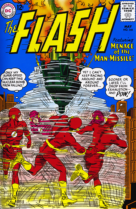 The Flash no.144