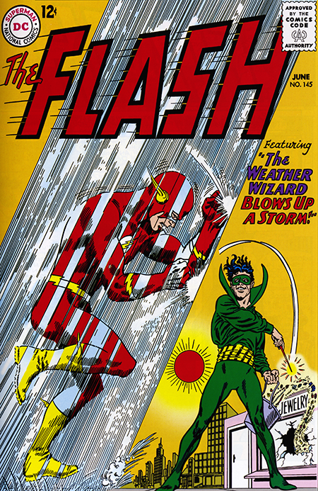 The Flash no.145