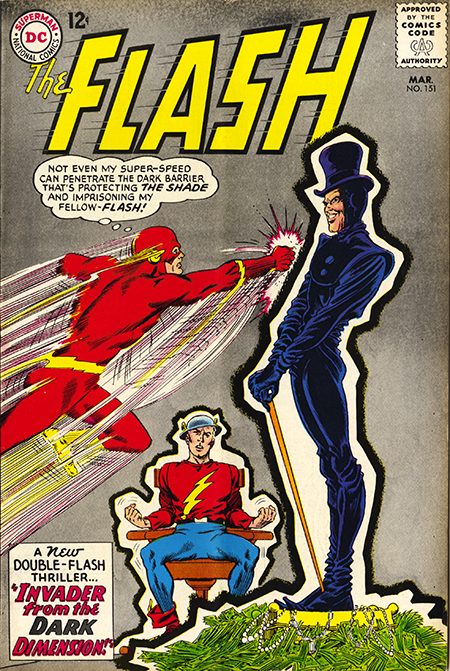 the-flash-no-151