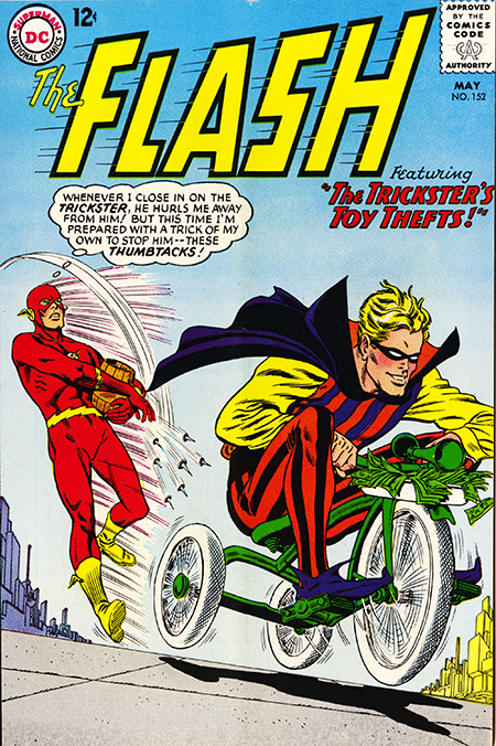 the-flash-no-152