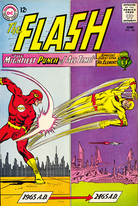 the-flash-no-153